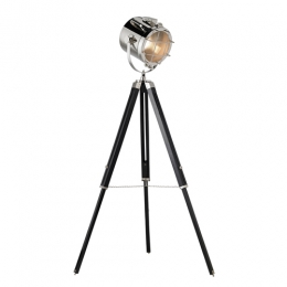 Designer modern floor lamps designer modern floor lamp polished chrome aloadofball Choice Image